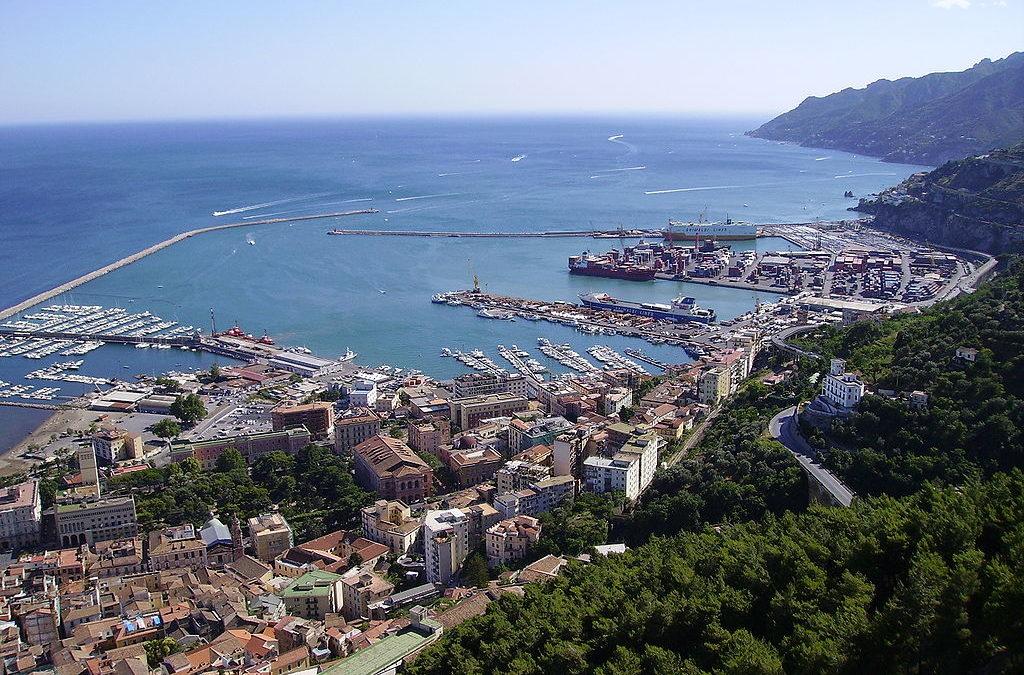 L'élégie de Vieuxtemps résonne à Salerne, Italie