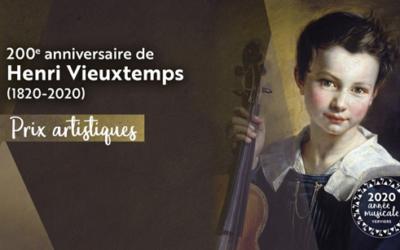 Concours Vieuxtemps à Verviers, Belgique