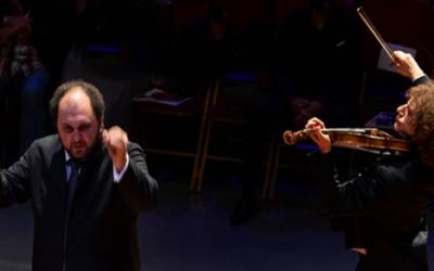 À l'Orchestre Royal de Chambre de Wallonie