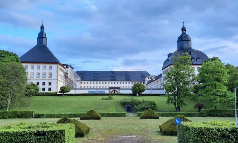 Le CB du Bicentenaire à Gotha en Allemagne